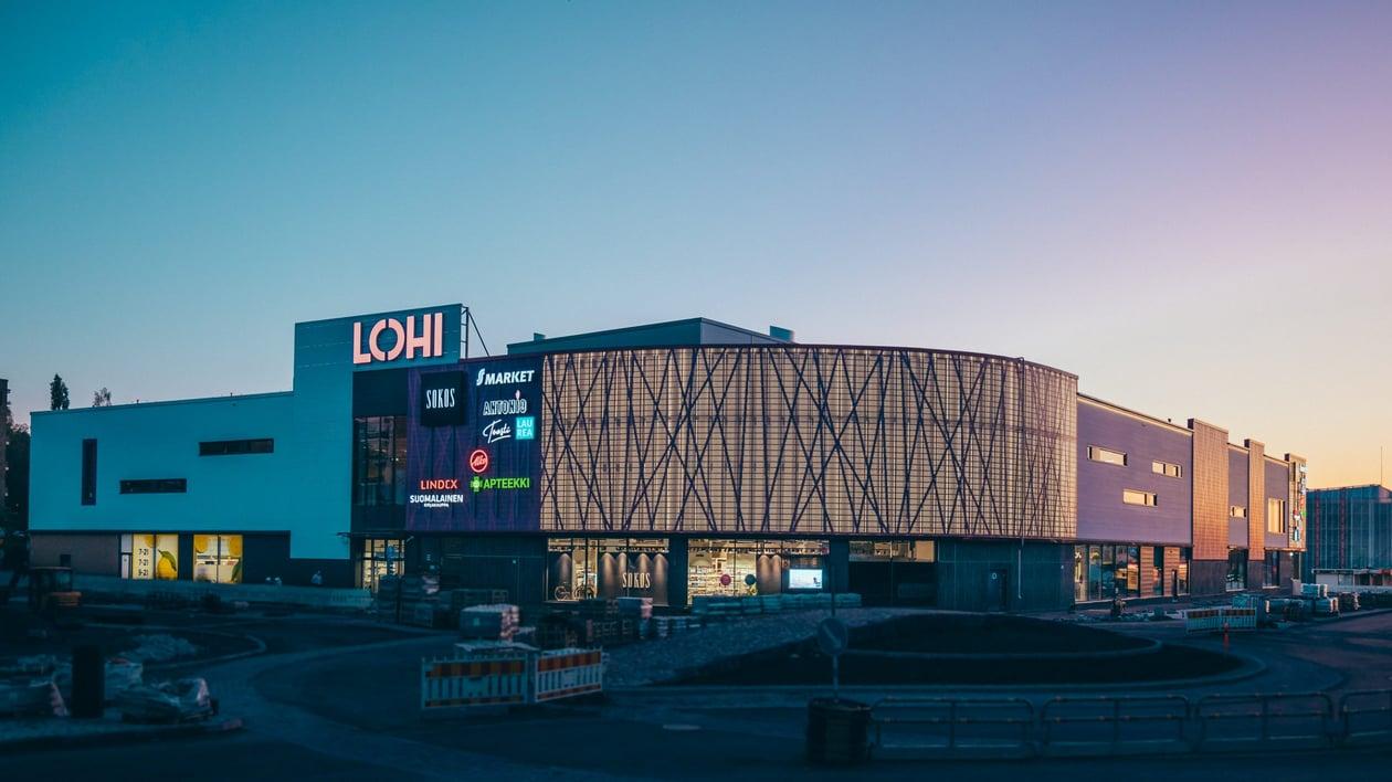 Shopping Digital - Lohjan Lohi