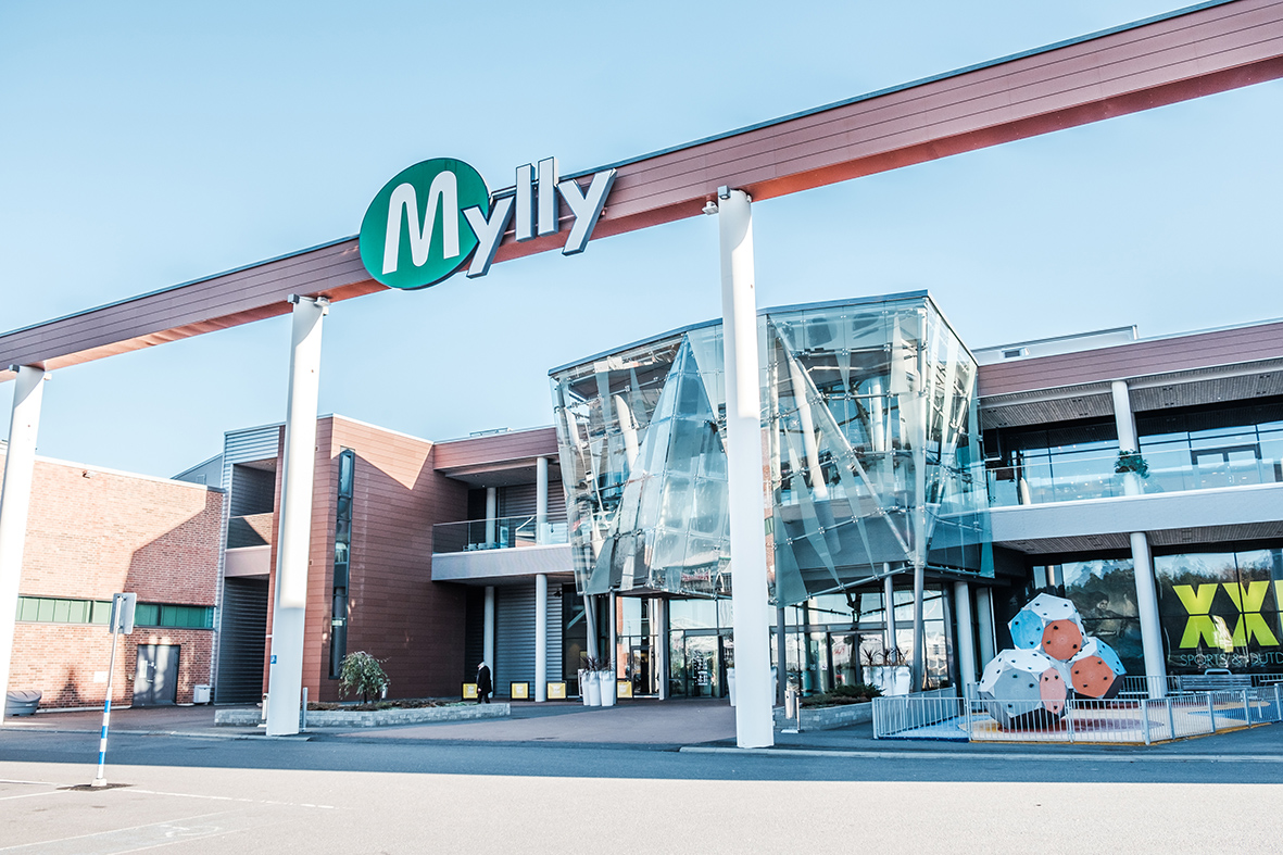 Raisio - Mylly Promotion Places