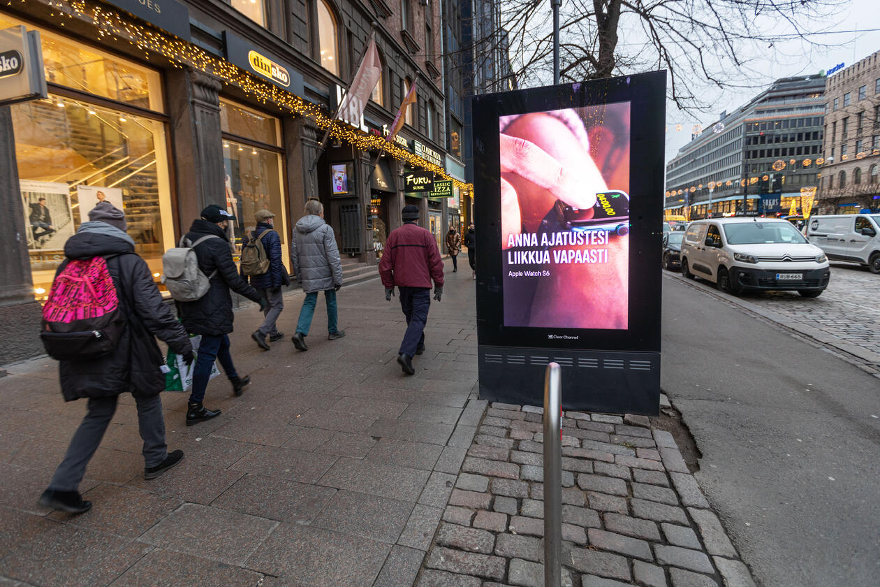 Downtown Digital - Helsinki High Street