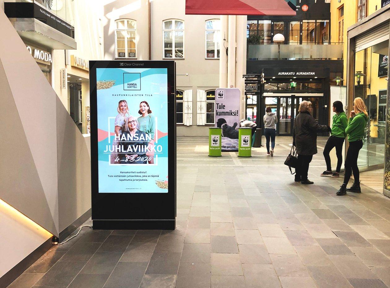 Shopping Digital - Hansa