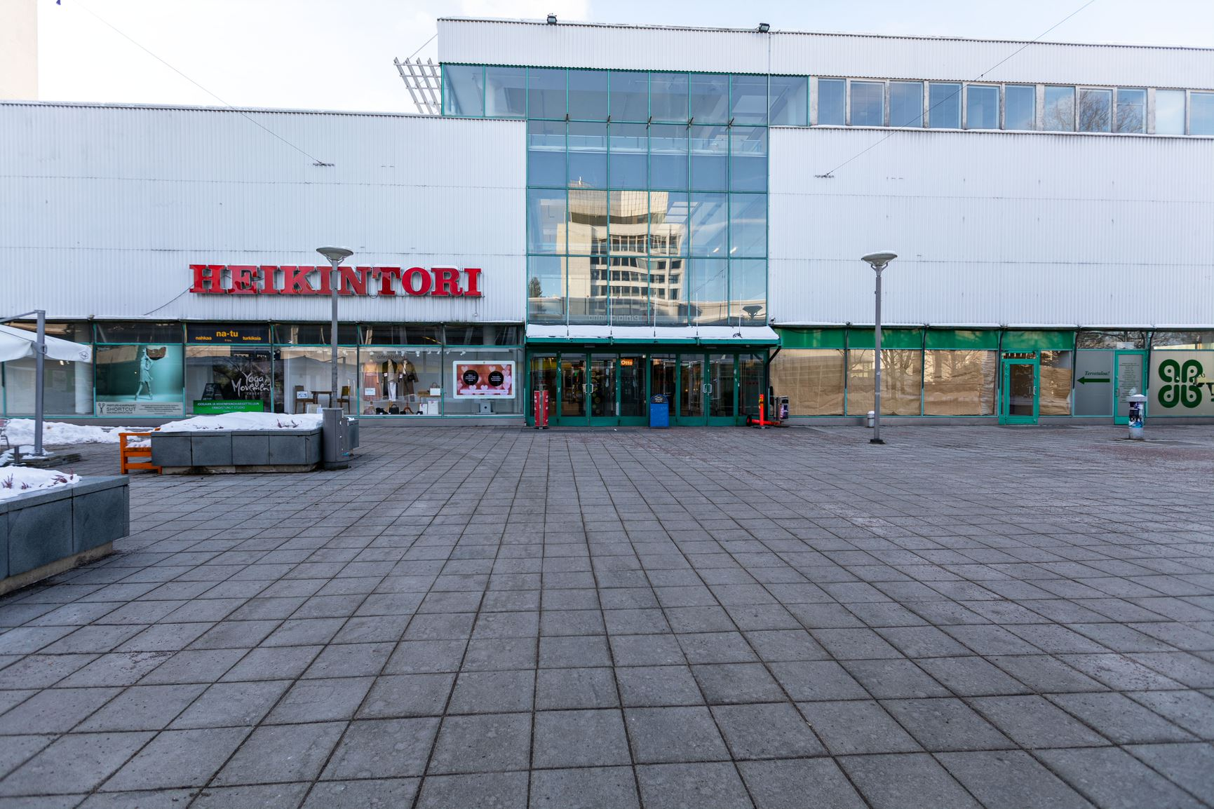 Espoo - Heikintori Promotion Places