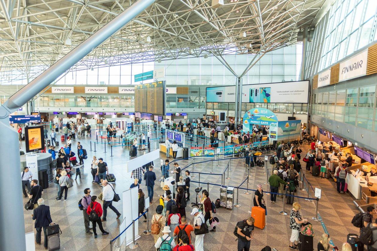 Airport, Helsinki-Vantaa Promotion Places