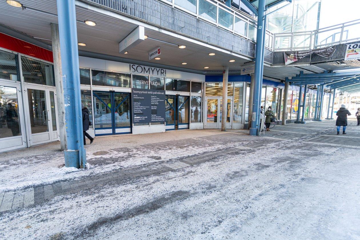 Vantaa - Isomyyri Promotion Places