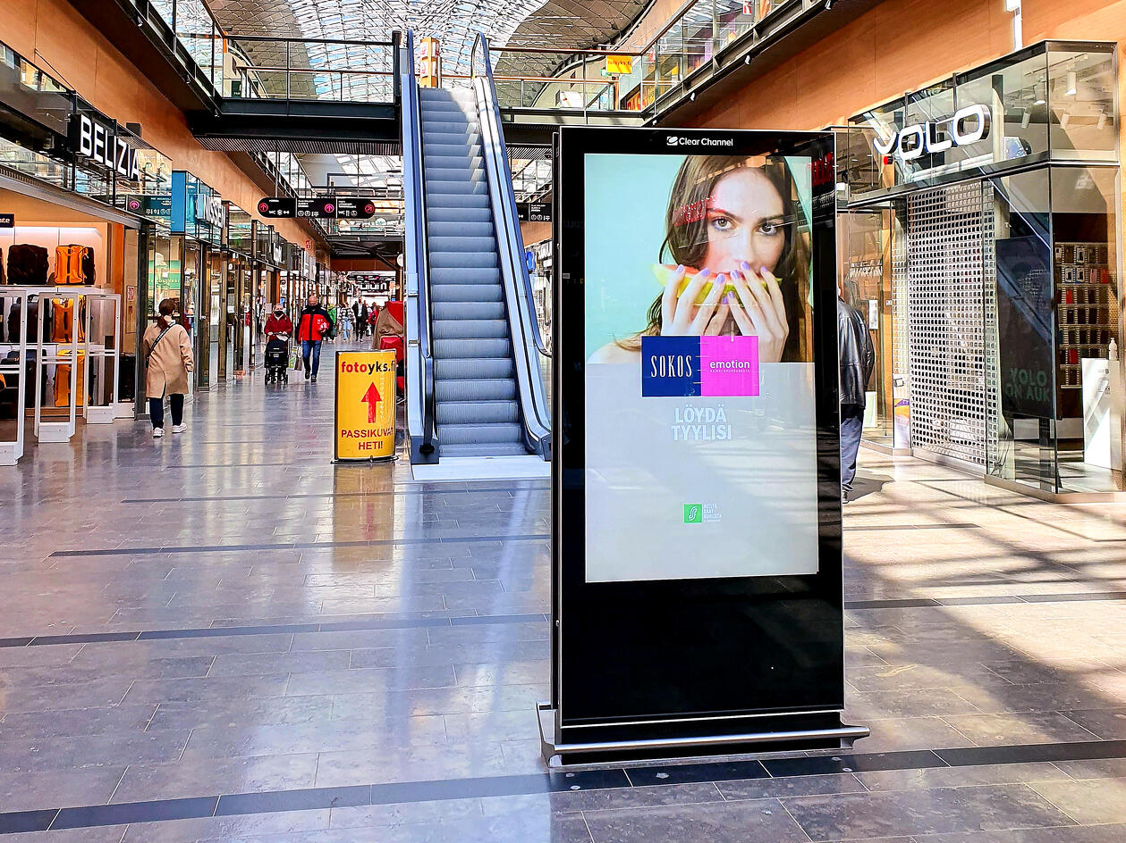 Shopping Digital - Iso Omena