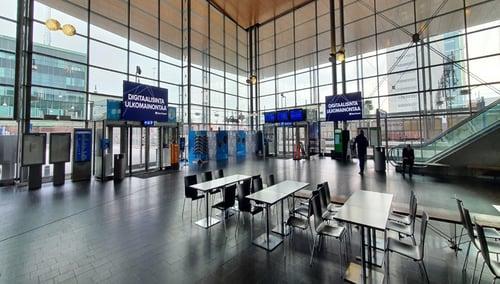 Tavoita ja vaikuta Jyväskylän Matkakeskuksessa