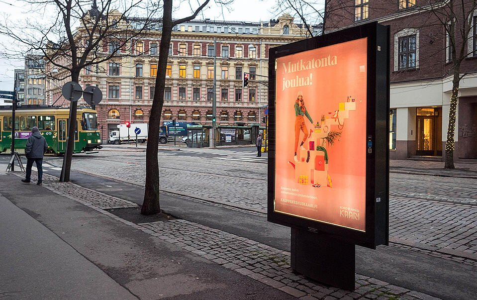 Kauppakeskus Kaari hyödynsi Audience Engine -työkaluamme kampanjansa suunnittelussa