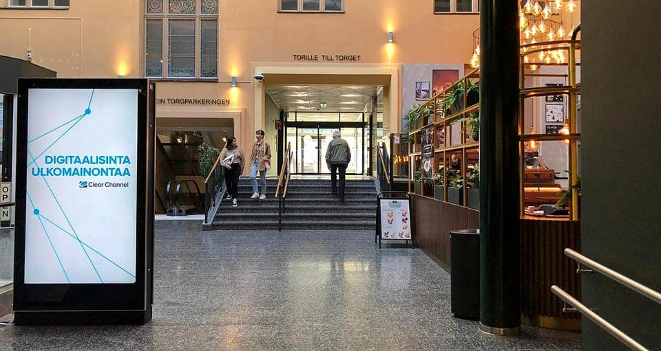 Kauppakeskus Espen osaksi vaikuttavaa kauppakeskusmedian verkostoamme