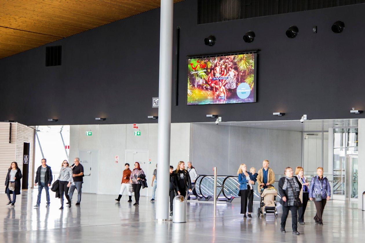 Port of Helsinki - West Terminal T2 Promotion Places