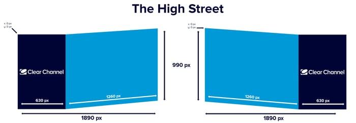 LAS, The High Street