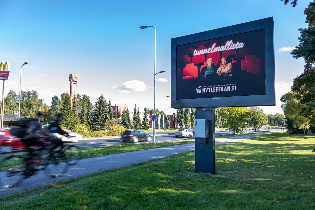 Panorama - Tampere
