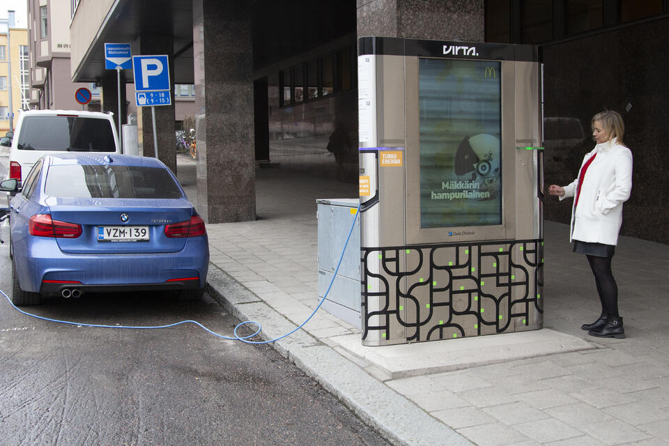 Digitaaliset mainospinnat tekevät smart cityn eli älykkään kaupungin