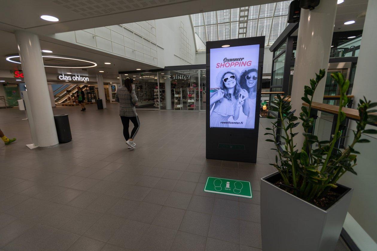 Shopping Digital - Rewell Center
