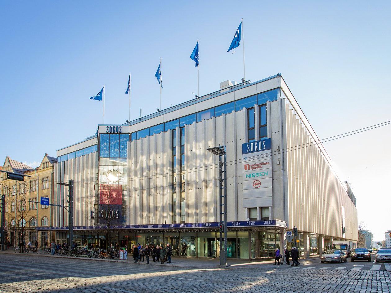 Shopping Digital - Sokos Tampere