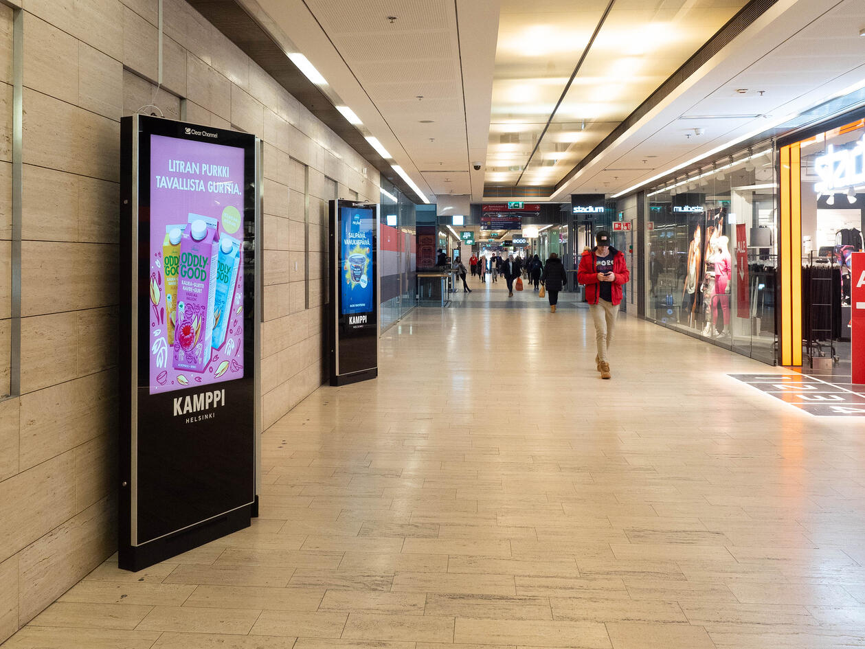 Shopping Digital - Kamppi