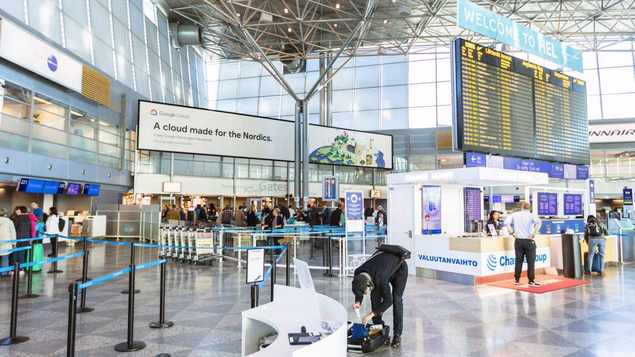 Airport — megabanner