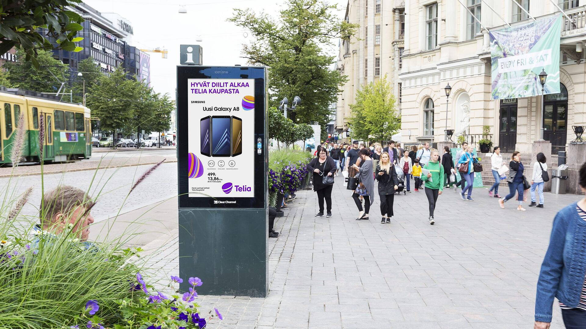 Downtown digital | Tuotantotiedot