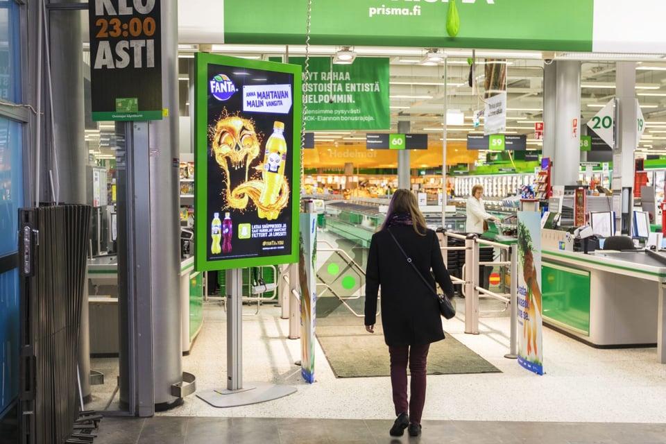 Ostopolkututkimus kertoo suomalaisten ostotottumuksista