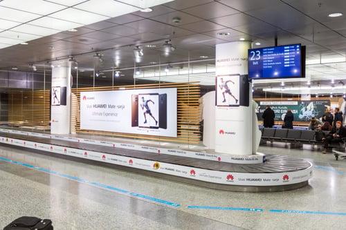 Huawei luggage belt
