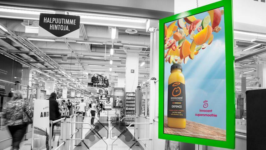 Kuluttajan ostopolku — brändin näkyvyys ostosmatkan varrella