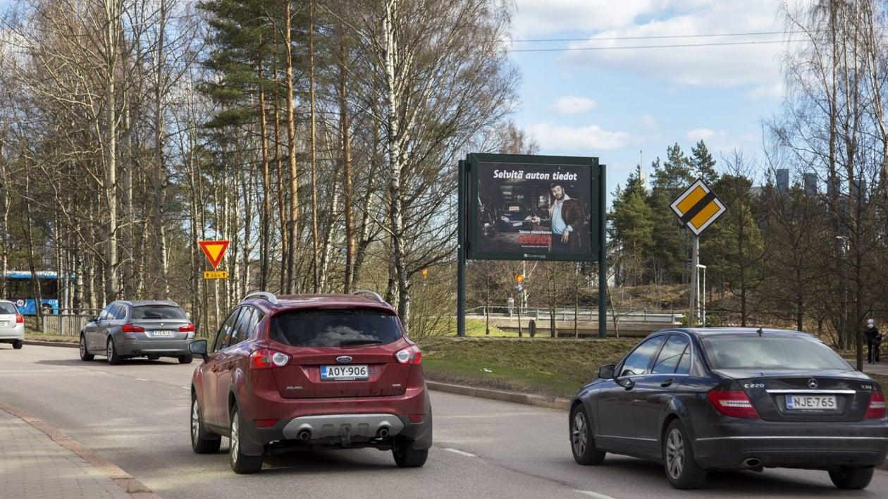 Biglight Target - Driver Turku
