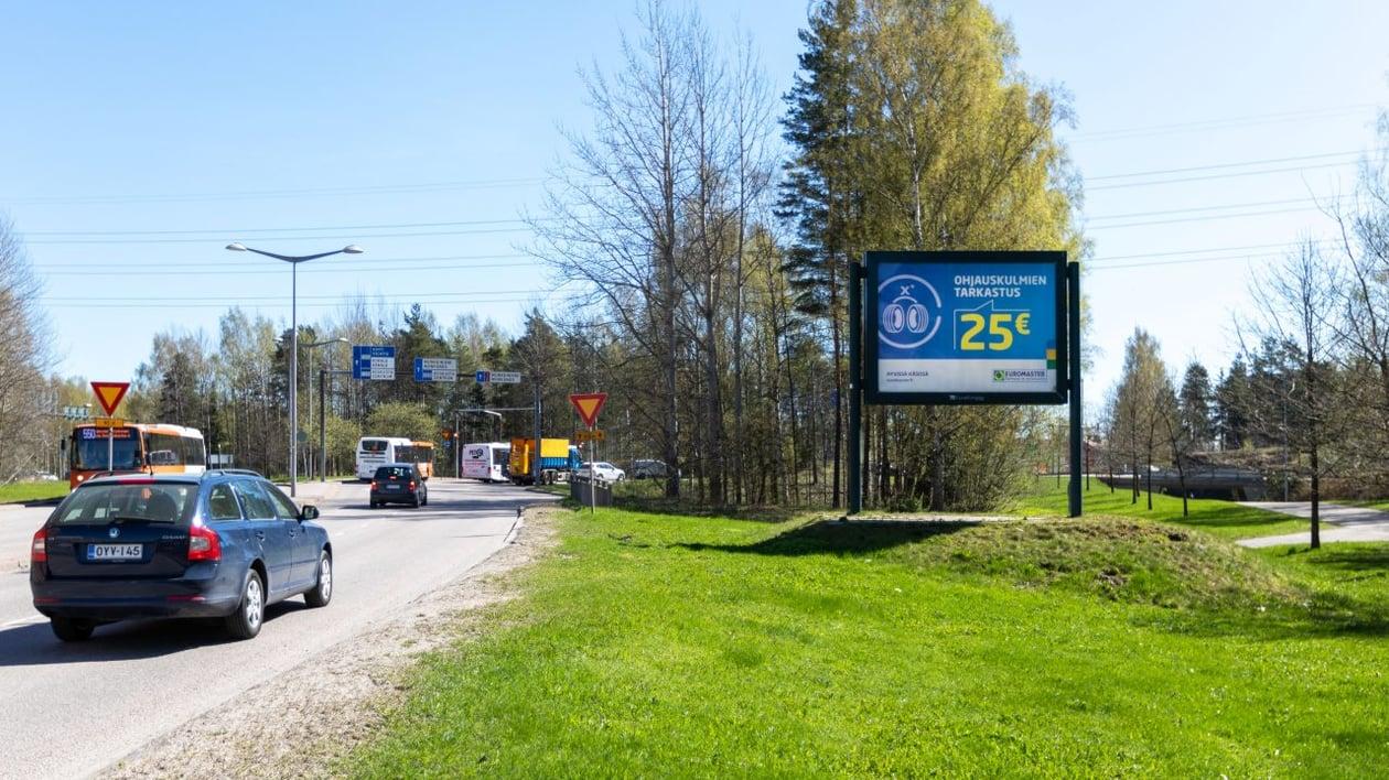 Biglight Target - Driver Helsinki