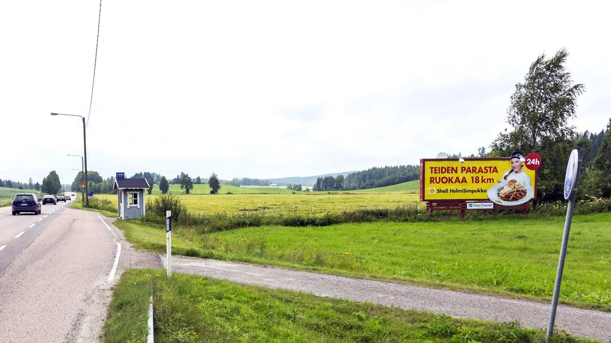 Jättitaulut - Finland