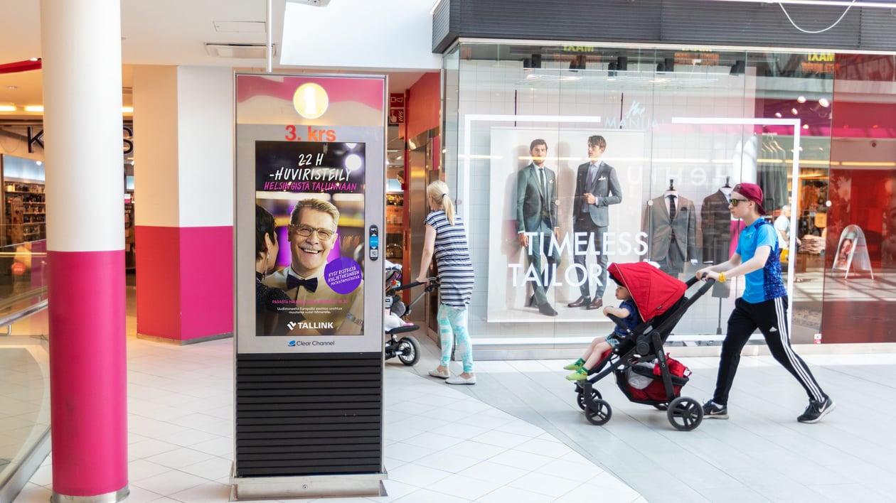 Jyväskylä - Forum Promotion Places