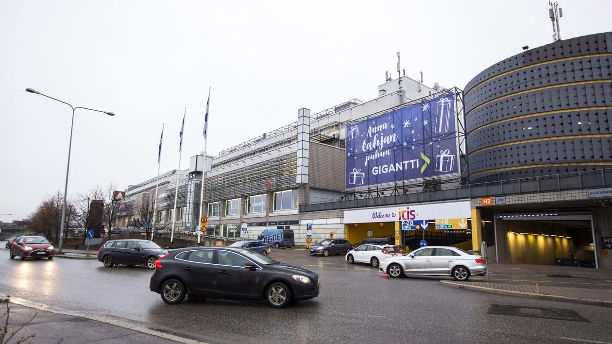 Itis Itäväylä