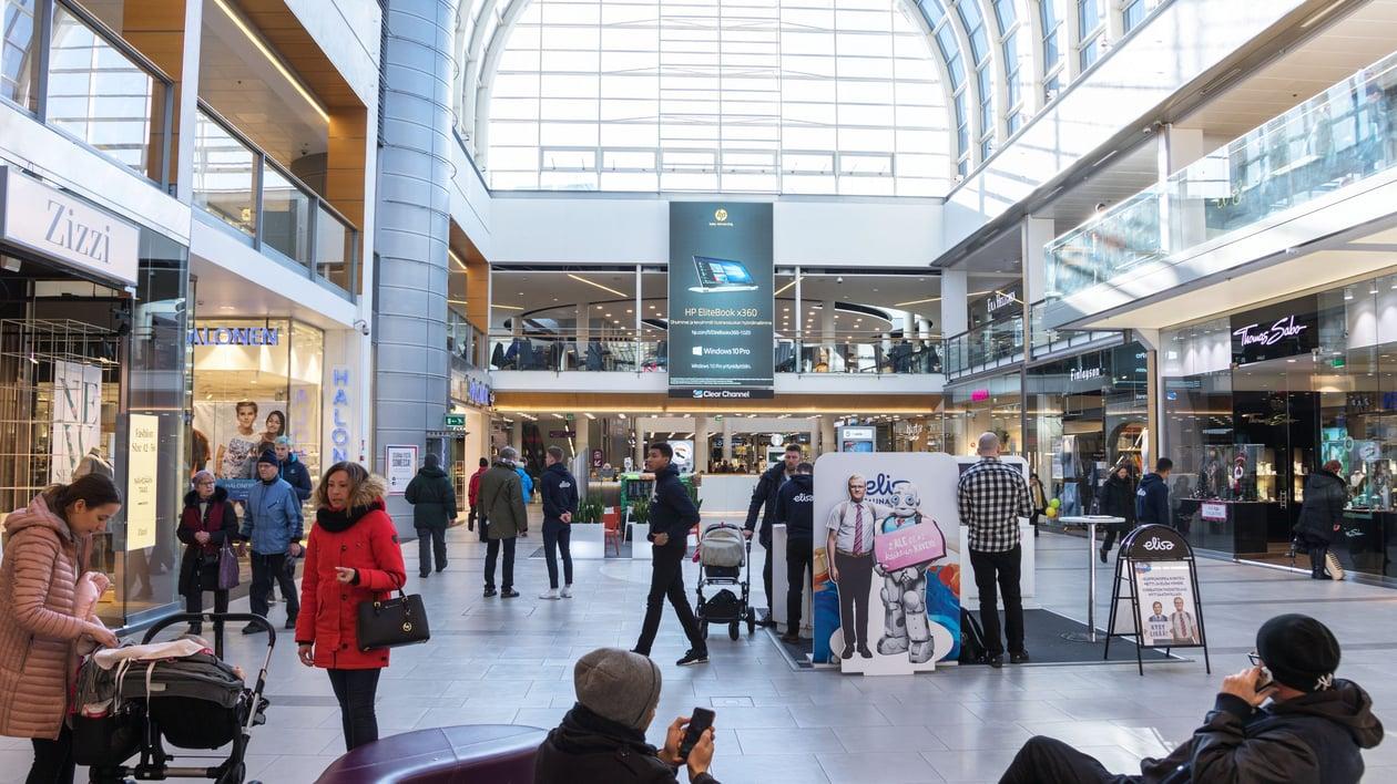 Helsinki - Itis Promotion Places