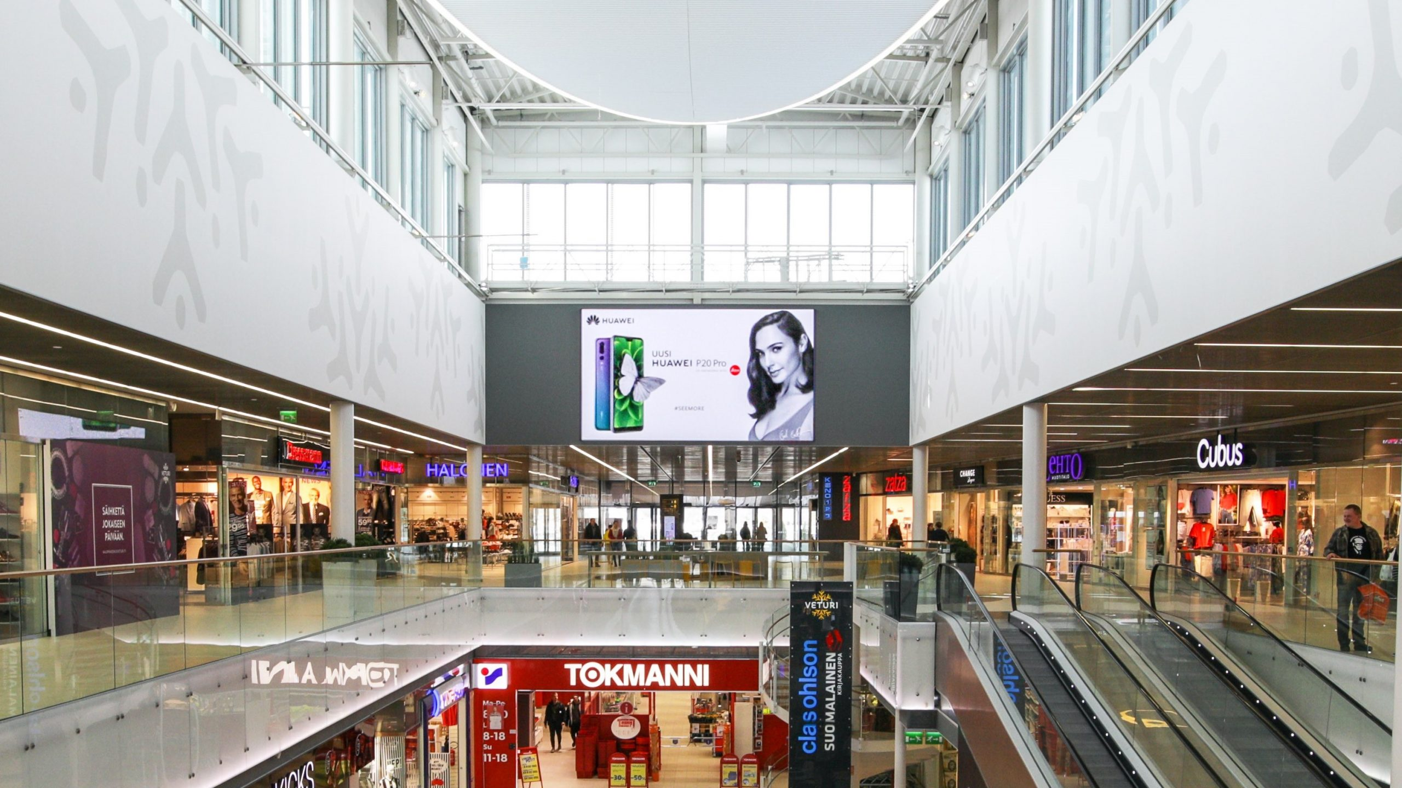 Kouvola - Veturi Promotion Places