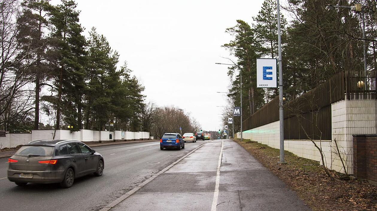 Pylvästaulut - Esim. Target Itä-Helsinki 28 vrk