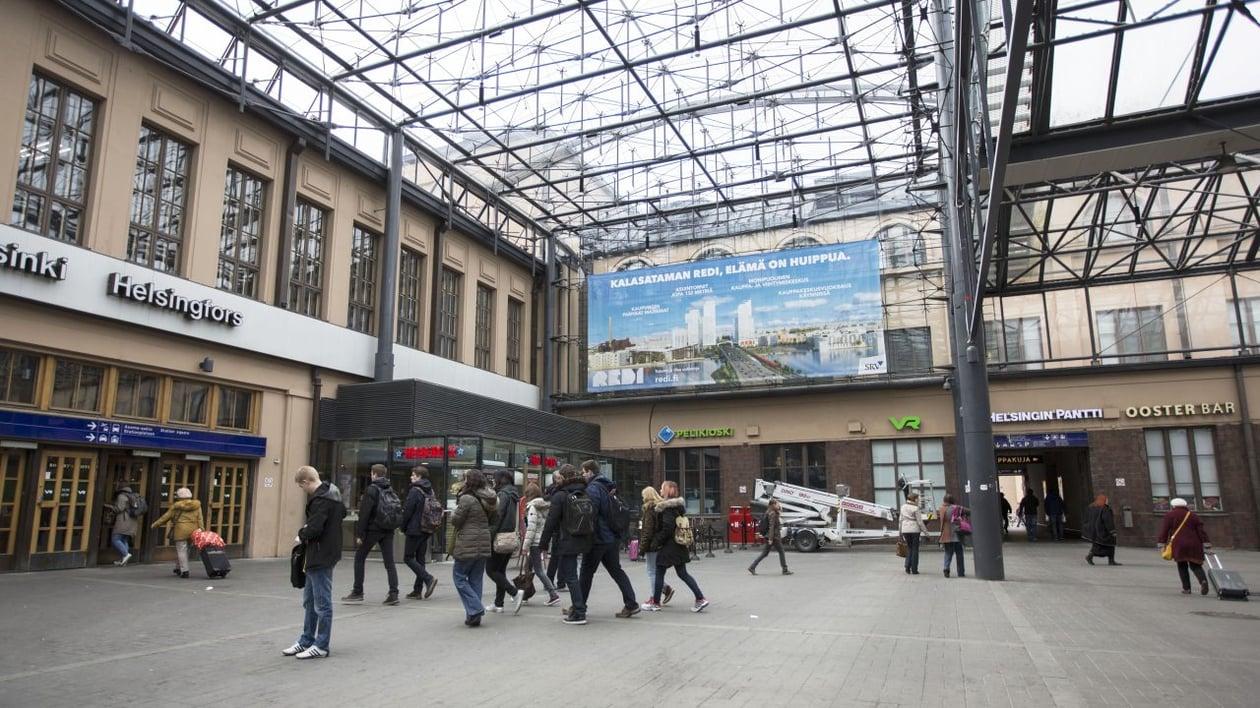 Rautatieasemat - Maxiwall