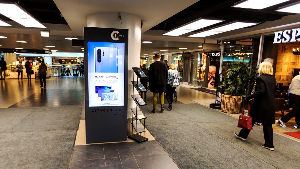 Shopping Digital - Citycenter