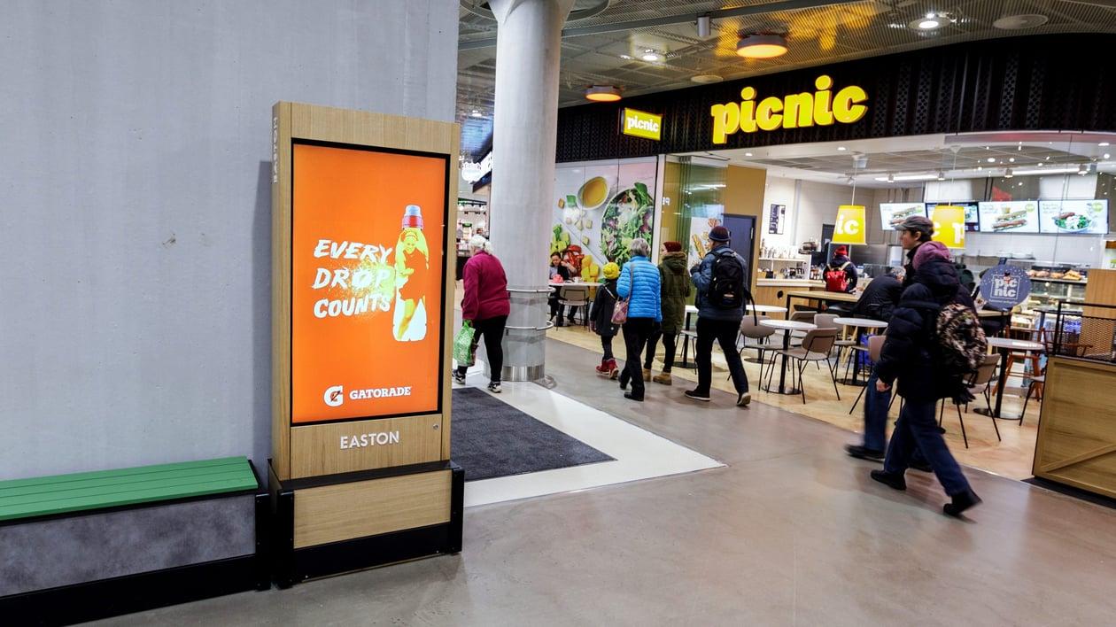 Shopping Digital - Easton