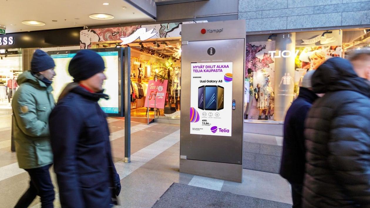 Shopping Digital - Finland Total