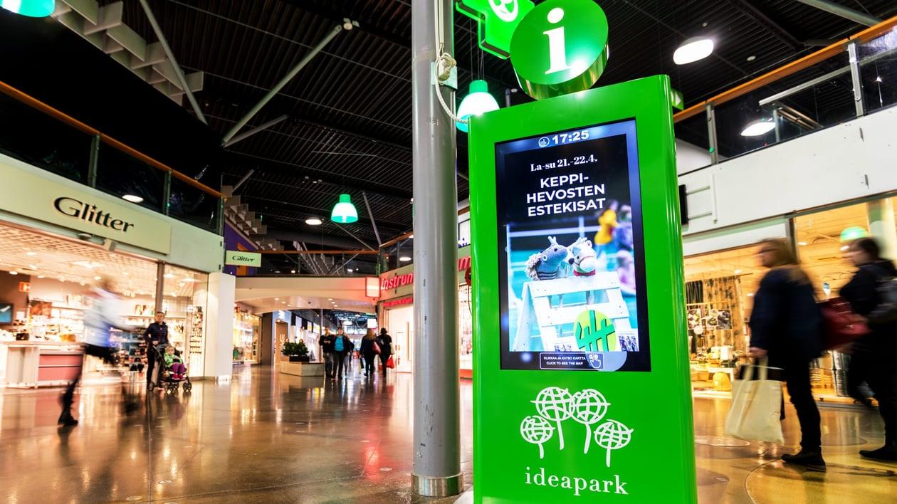 Shopping Digital - Ideapark