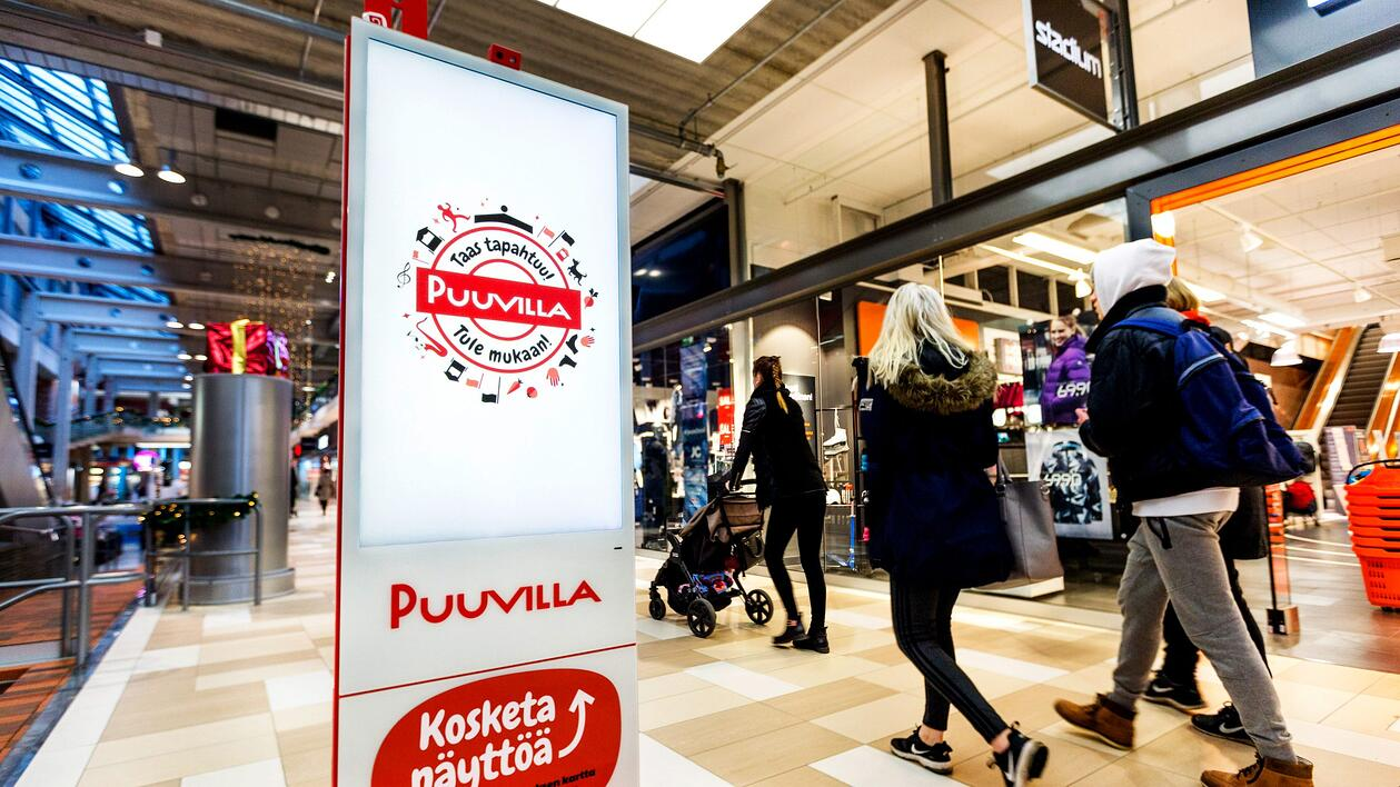 Shopping Digital - Puuvilla