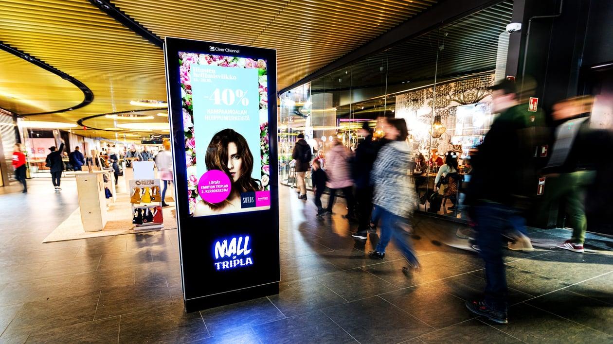 Shopping Digital - Tripla