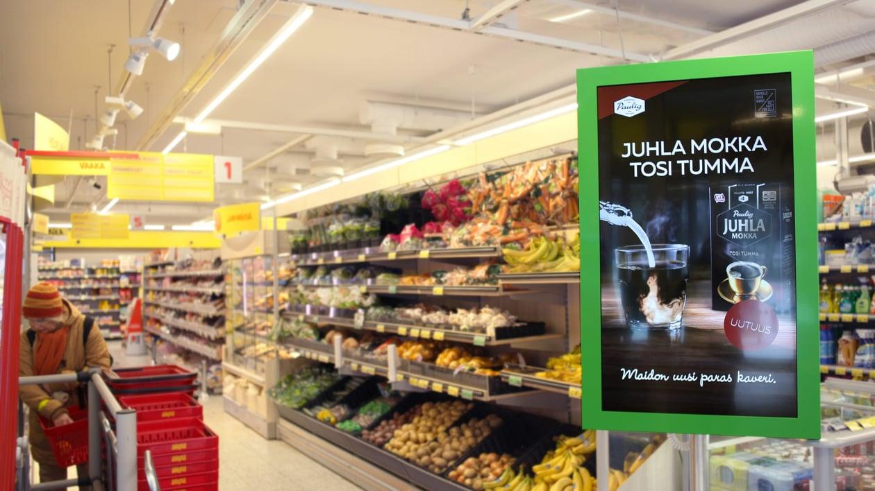 Store Digital S-Market, Alepa & Sale