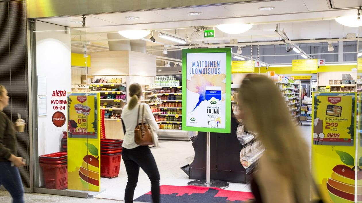 Store Digital Eteläpohjanmaan Osuuskauppa EePee