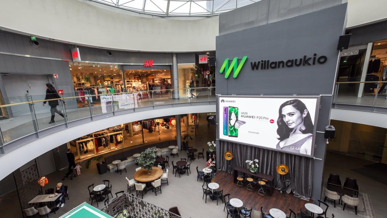 Shopping Digital - Willa