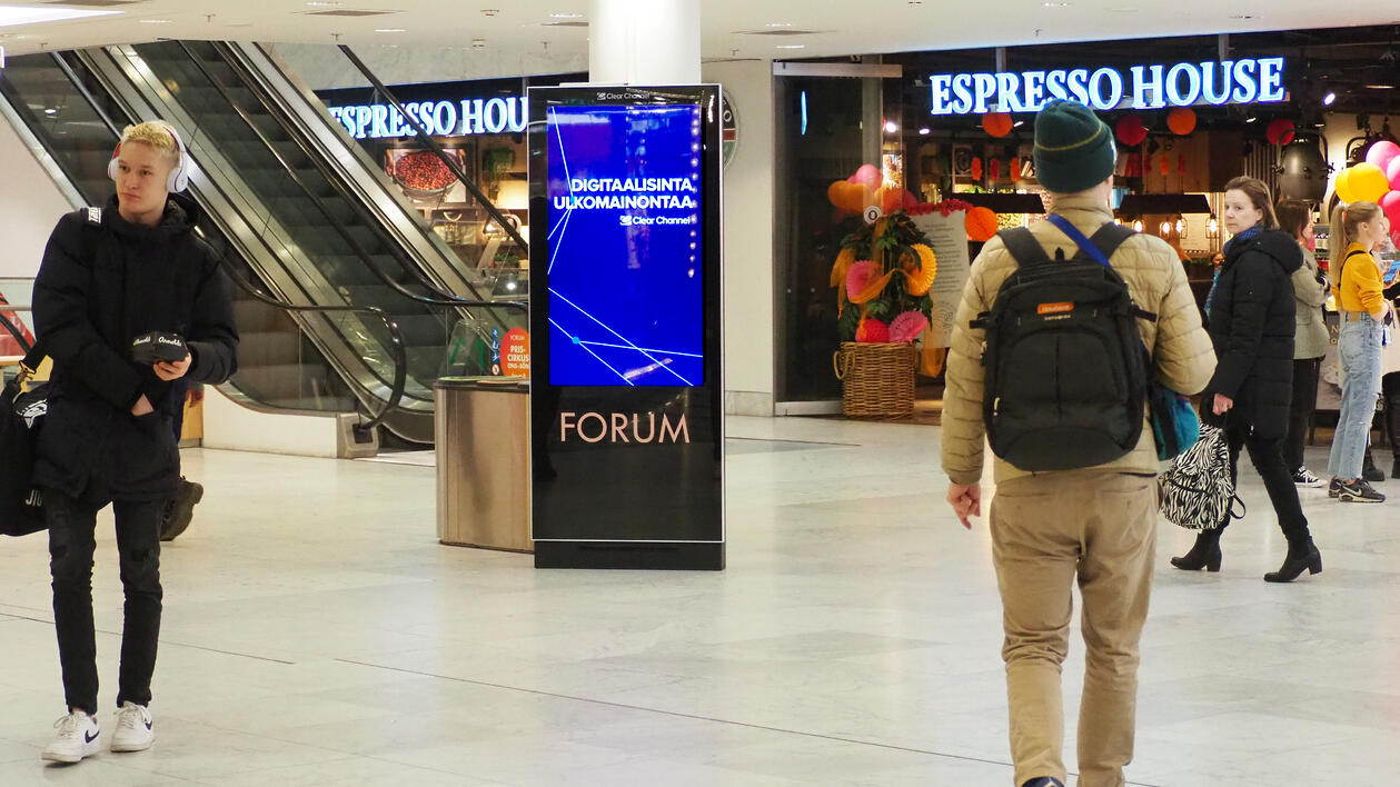 Helsinki Forum Promotion Places