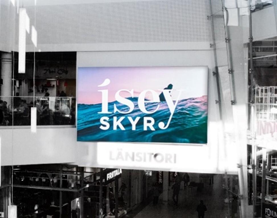 Mylly Shopping Wall (vaaka)