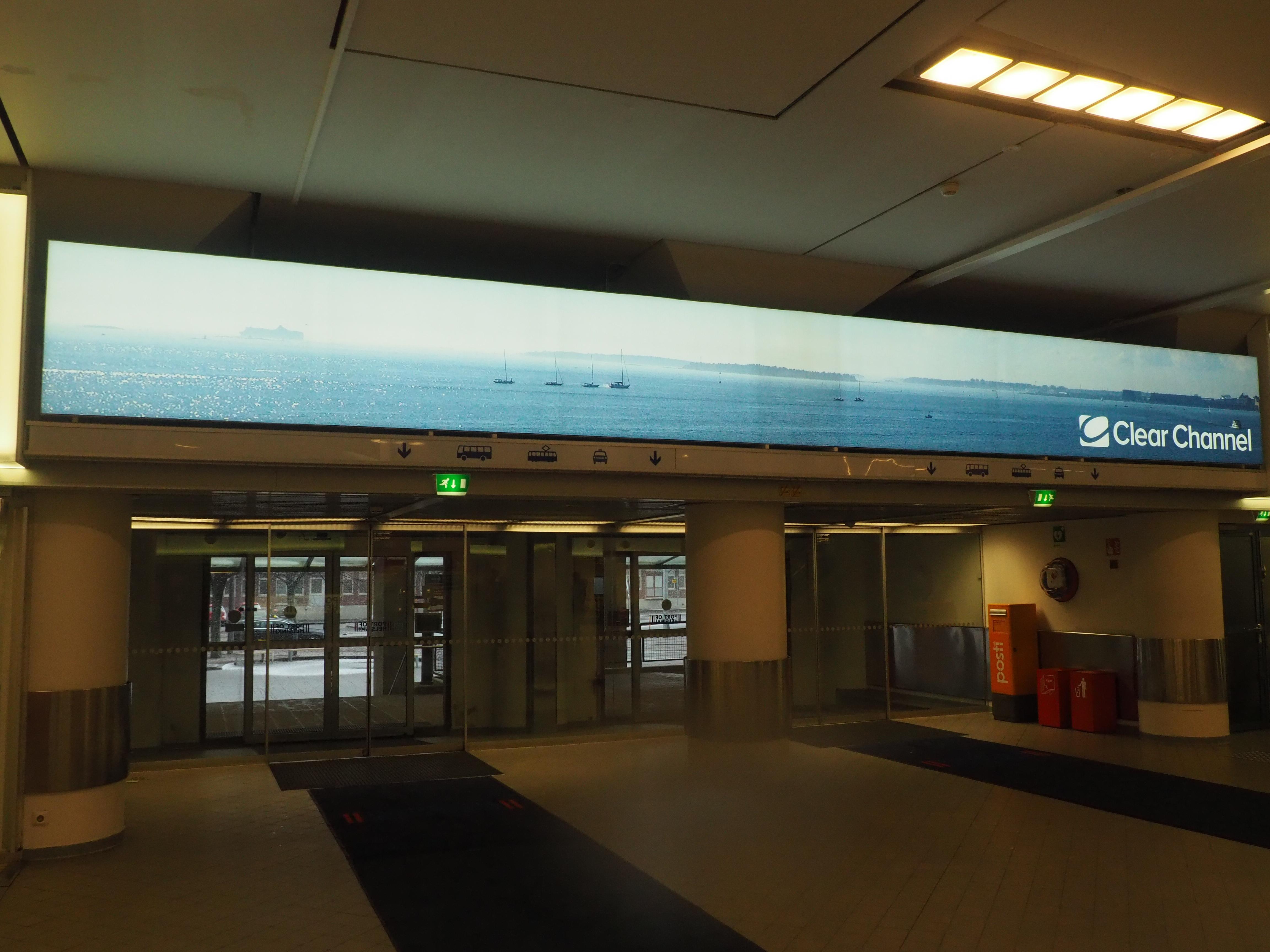Ports - Katajanokka Horizontal banner